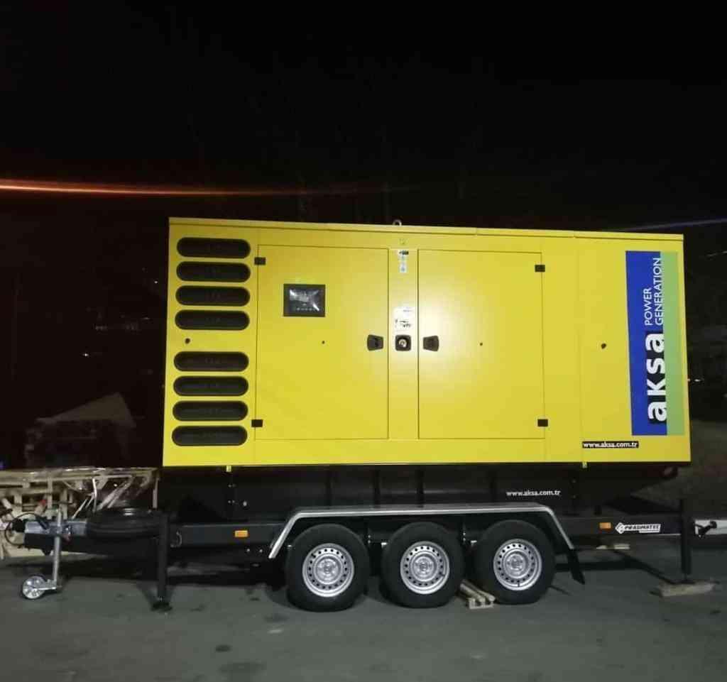 1 МВт для логистического комплекса под Уфой