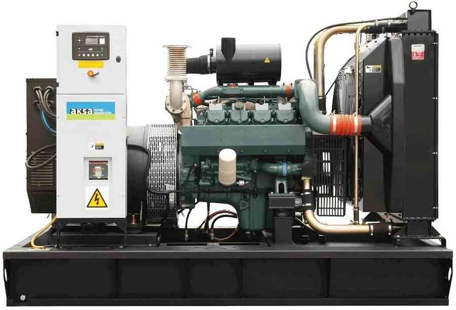Дизельный генератор Aksa AS550