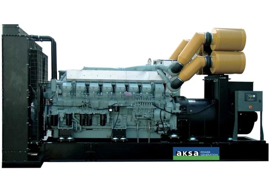 Дизельный генератор Aksa APD 2750M