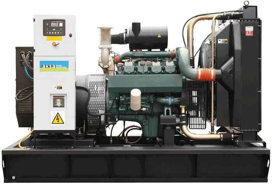 Дизельный генератор Aksa AS1000