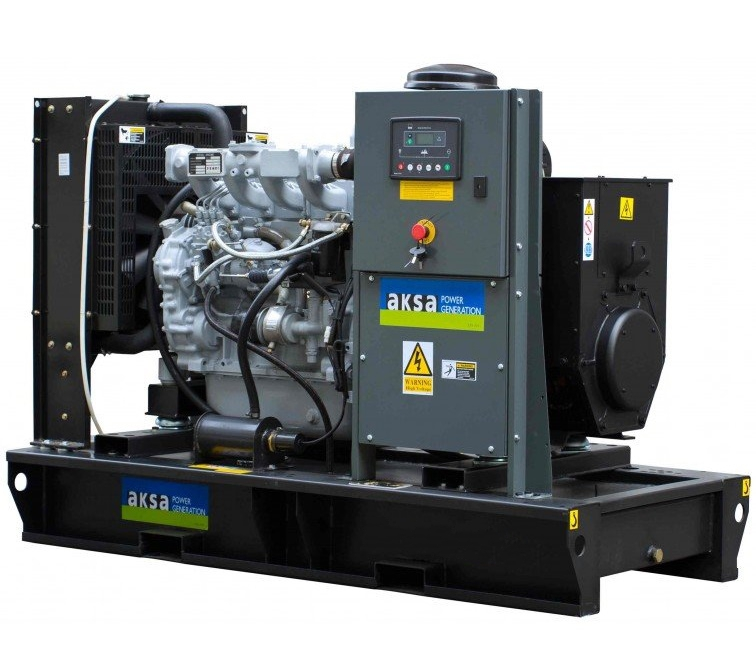 Дизельный генератор Aksa APD70A