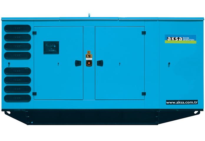 Газовый генератор Aksa ADG 275 в кожухе