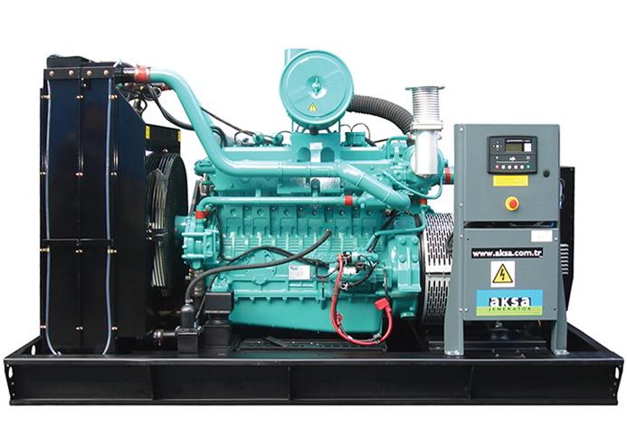 Газовый генератор Aksa ADG 275