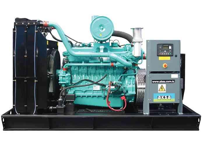 Газовый генератор Aksa ADG 158