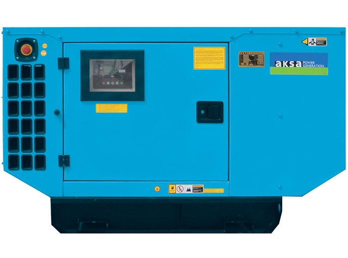 Газовый генератор Aksa APG 62 в кожухе