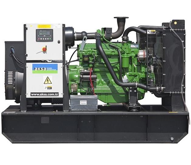 Дизельный генератор Aksa AJD-200