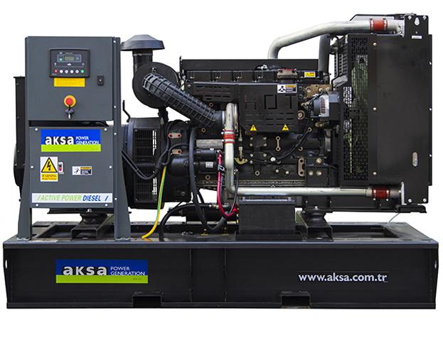Дизельный генератор Aksa APD165P