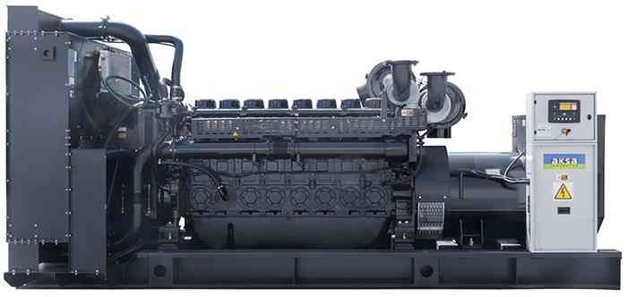 Дизельный генератор Aksa AP 1400