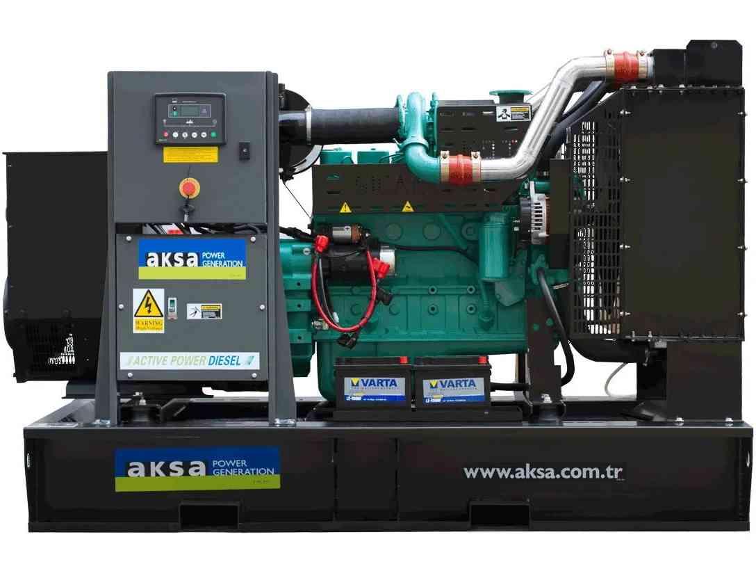 Дизельный генератор Aksa APD145C