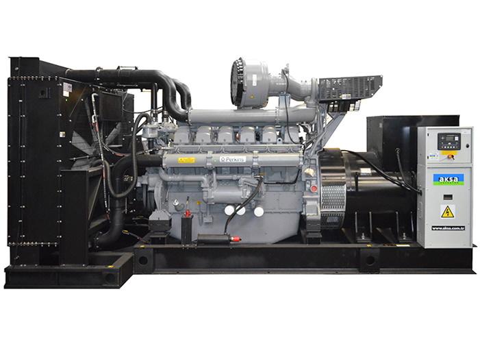 Дизельный генератор Aksa APD2500P