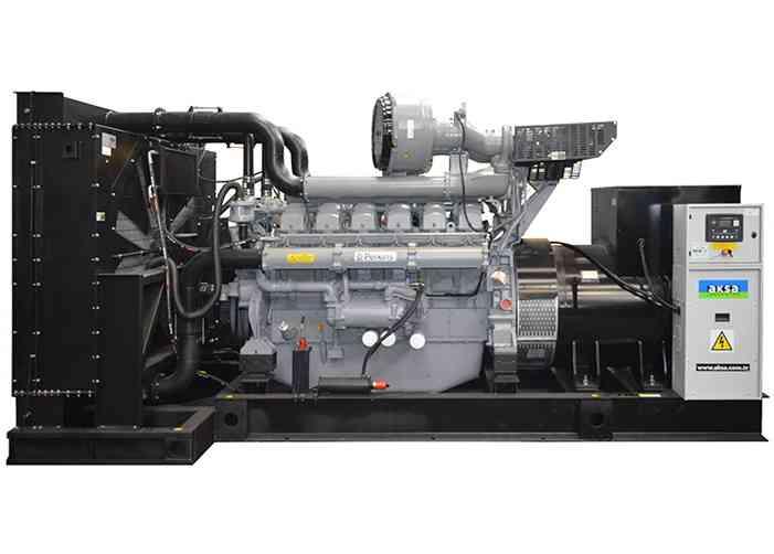 Дизельный генератор Aksa AP 2250
