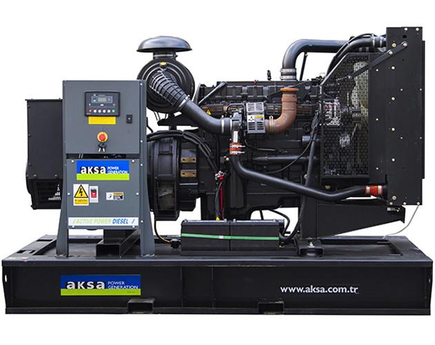 Дизельный генератор Aksa APD385P