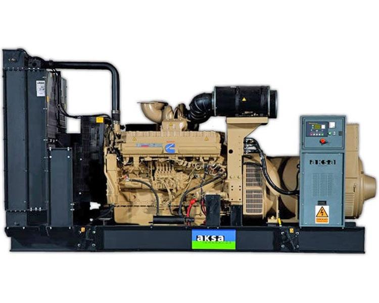 Дизельный генератор Aksa AC 1675