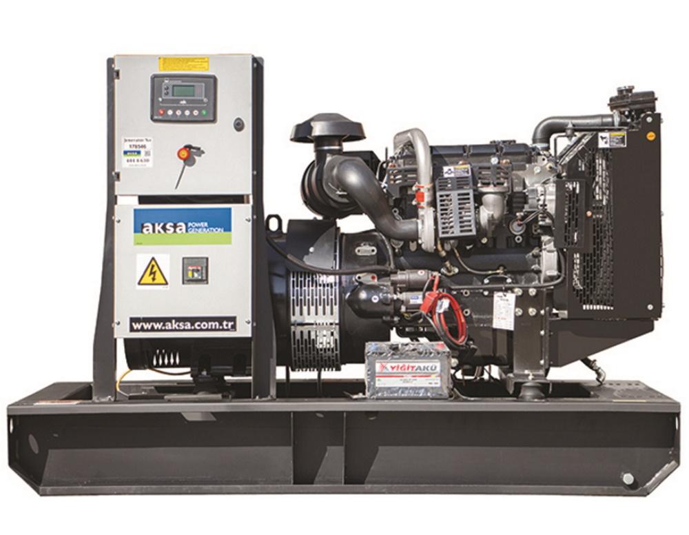 Дизельный генератор Aksa APD72P