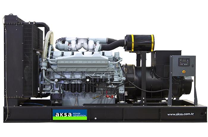 Газовый генератор Aksa AMG 1500