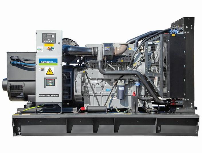 Дизельный генератор Aksa APD660P