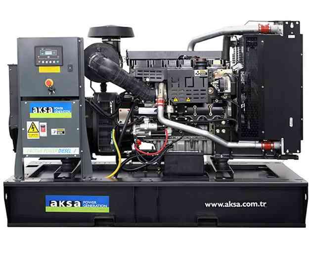 Дизельный генератор Aksa AP 220
