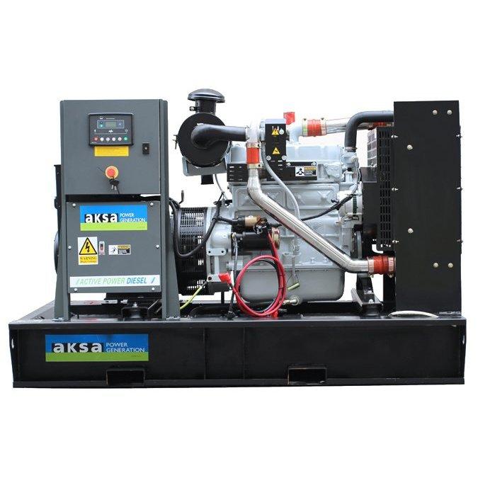 Дизельный генератор Aksa APD110A
