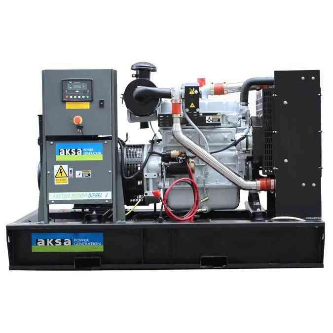 Дизельный генератор Aksa APD90A