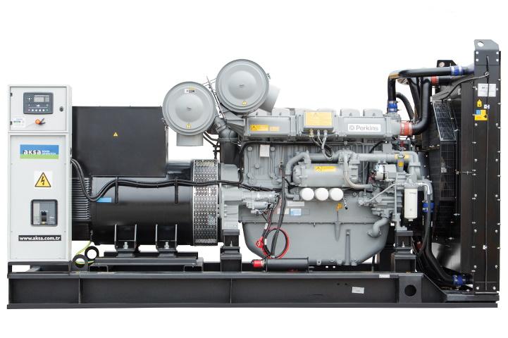 Дизельный генератор Aksa APD715P