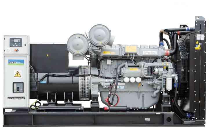 Дизельный генератор Aksa AP 715