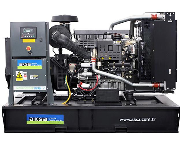 Дизельный генератор Aksa APD200P