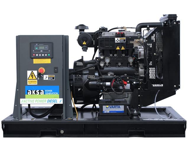 Дизельный генератор Aksa APD33P