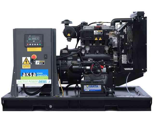 Дизельный генератор Aksa AP 11