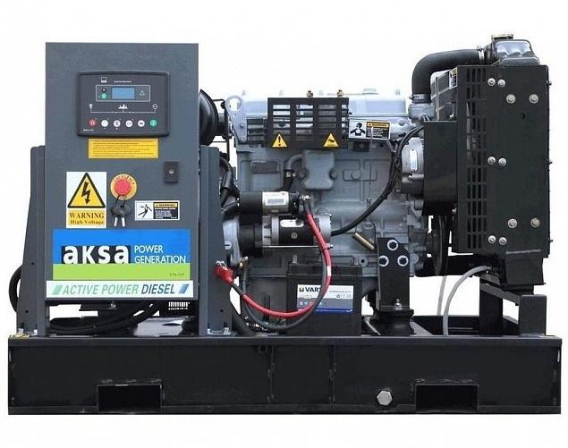 Дизельный генератор Aksa APD250A
