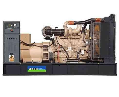 Дизельный генератор Aksa AC-550