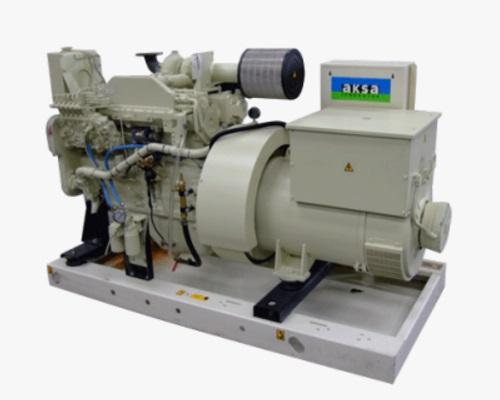 Судовой генератор Aksa ACM 240