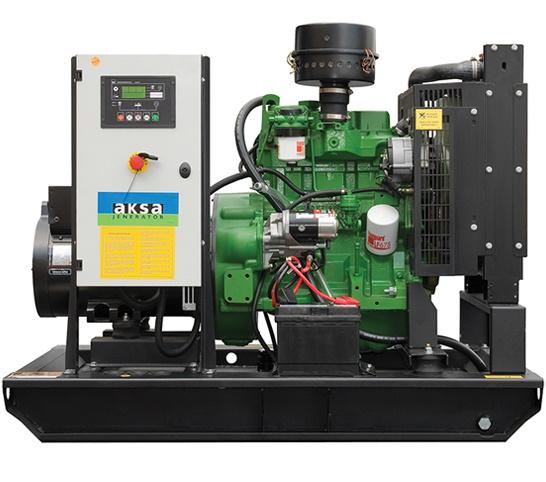Дизельный генератор Aksa AJD 31